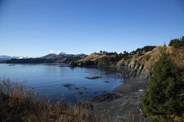 Cliff Point, Kodiak Alaska